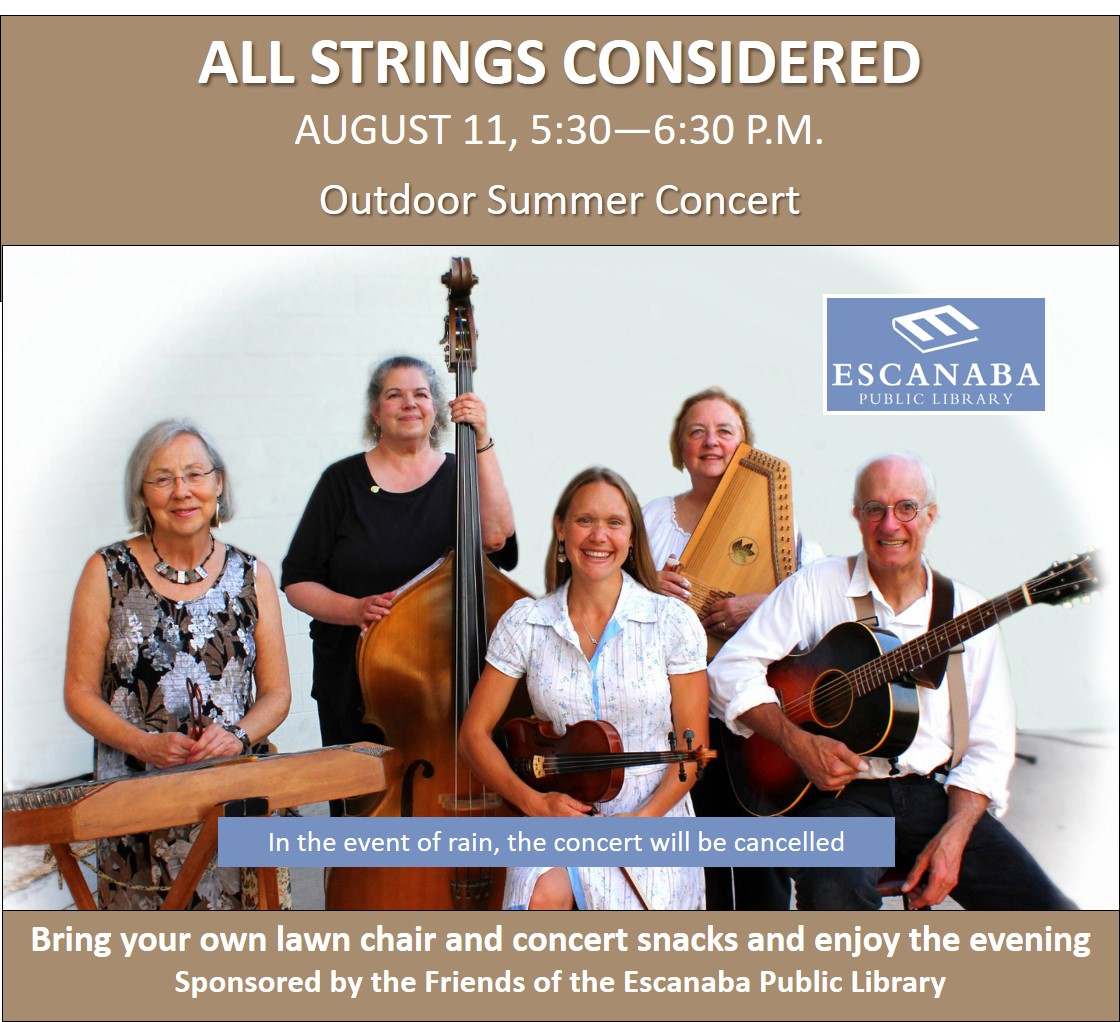 CANCELLED--All Strings Considered concert