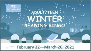 Adult/Teen Winter Reading Bingo