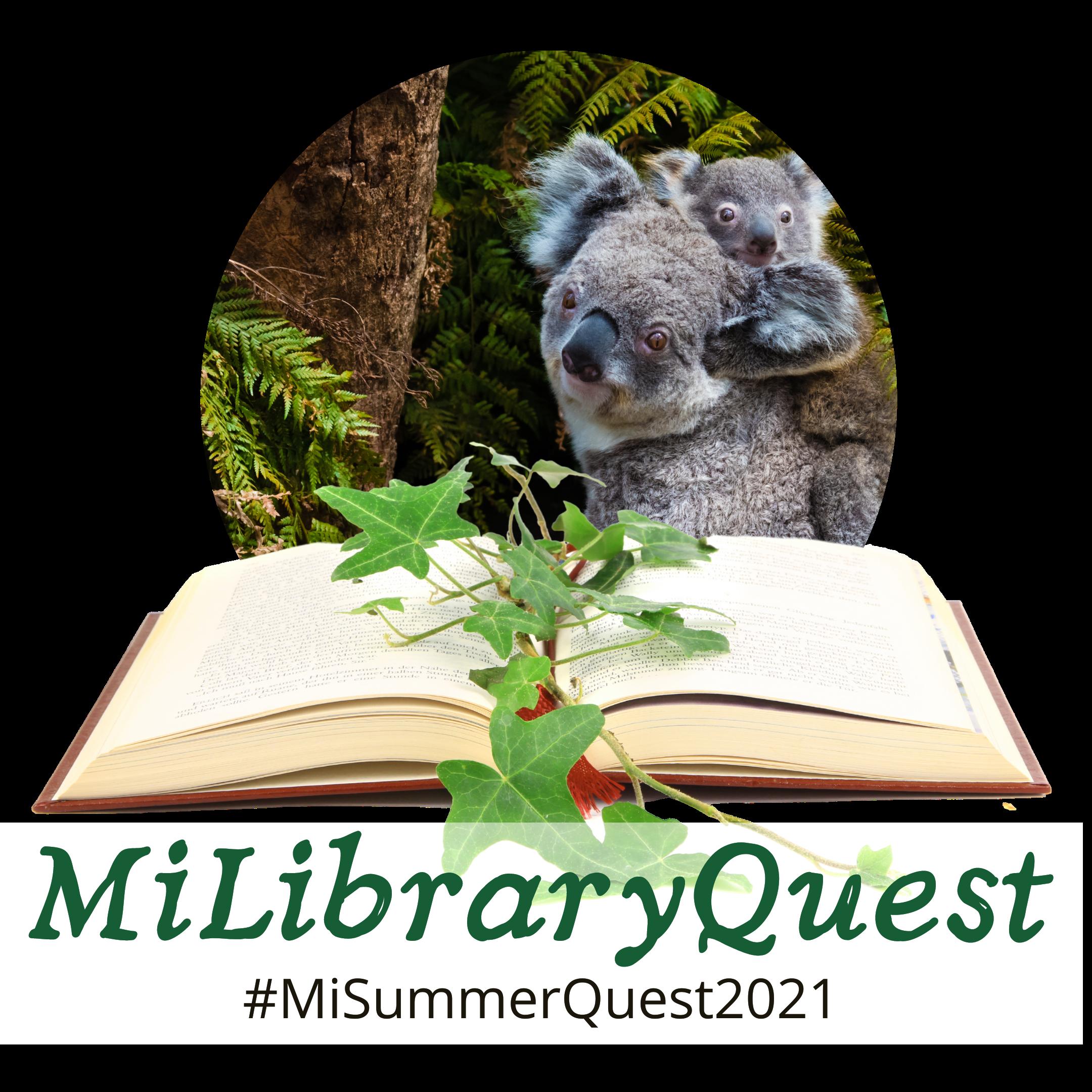 Summer Quest 2021 logo transparent background