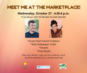 Meet Me at the Marketplace